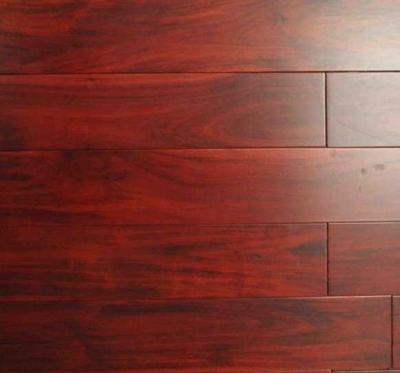 Rose Wood Color Acacia Flooring Red Stained Acacia Hardwood Floors