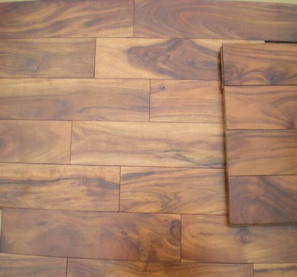 Acacia Bronze Walnut Flooring Solid 18mm Bronze Asian