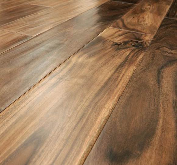 Acacia dark walnut wood flooring prefinished acacia walnut for Walnut flooring