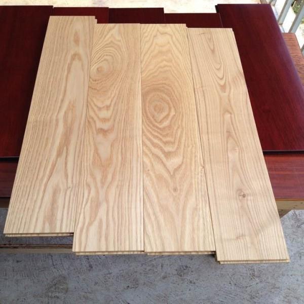 Ash White Engineered Wood Flooring