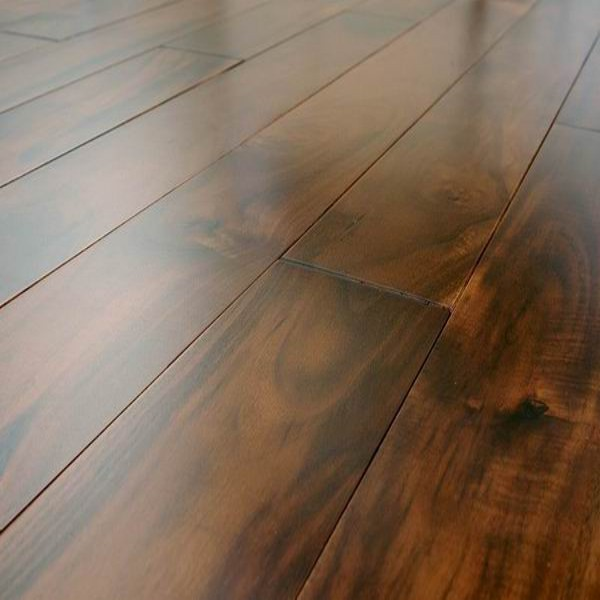 Asian Walnut Hardwood Flooring
