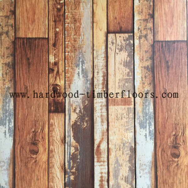 China Laminated Flooring Hdf Distressed Laminate Flooring