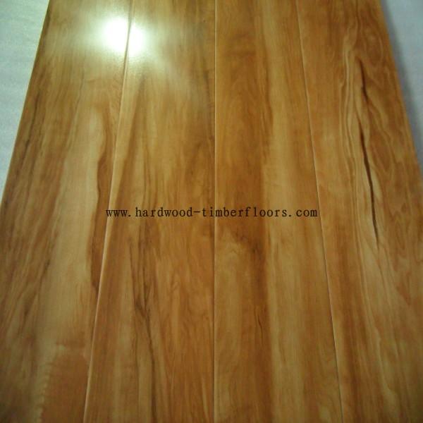 Acacia 12mm High Gloss Laminate Flooring