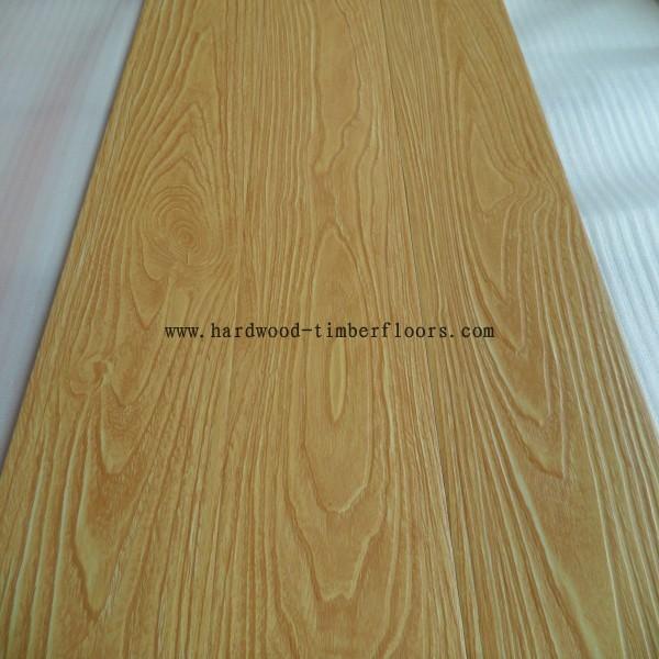 Foshan Cheap Price Natural American Oak Laminate Flooring