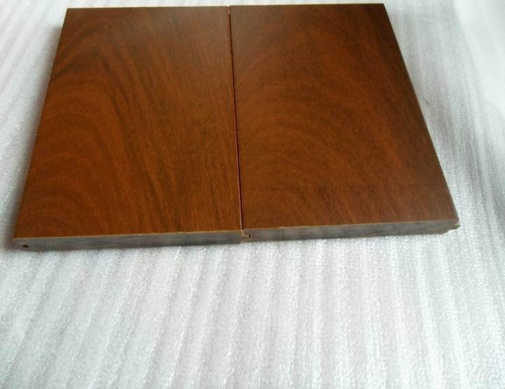 Solid Ipe Flooring. Brazilian Walnut Hardwood Flooring