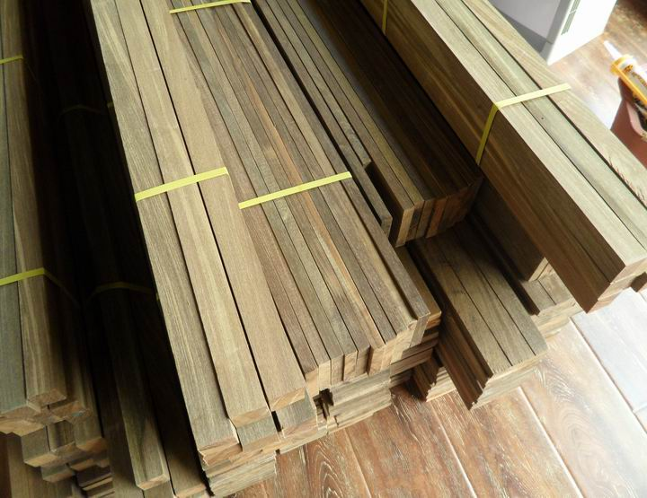 ipe decking & post