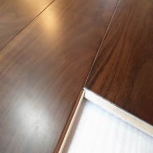 walnut engineered timber flooring