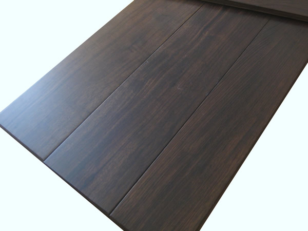 Burma Walnut Is One Of Few Natural Dark Wood With Straight Grains Brown Color Stripsbeing Used For Hardwood Flooring Material In The World