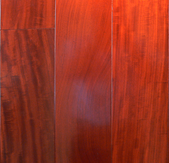 Santos mahogany hardwood flooring scented mahogany timber for Mahogany flooring