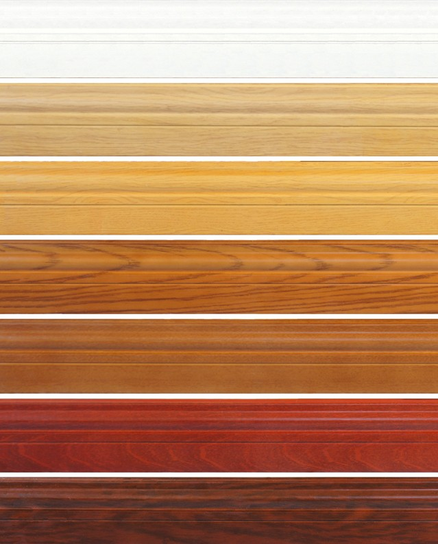 Solid wood skirting board molding base wall baseboard for Hardwood skirting