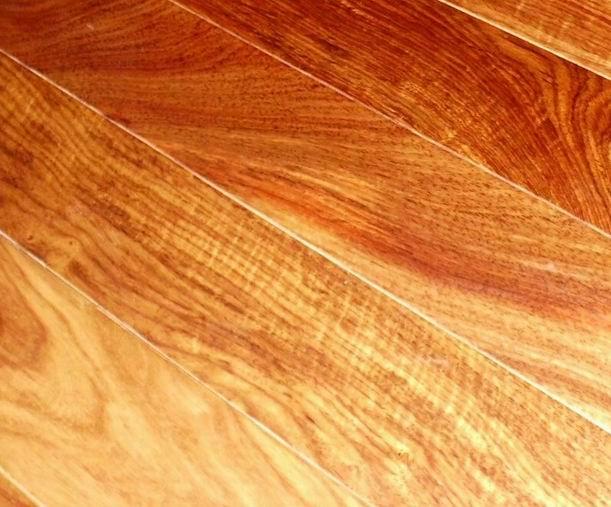 African Padauk Wood Flooring Scented African Wood Flooring