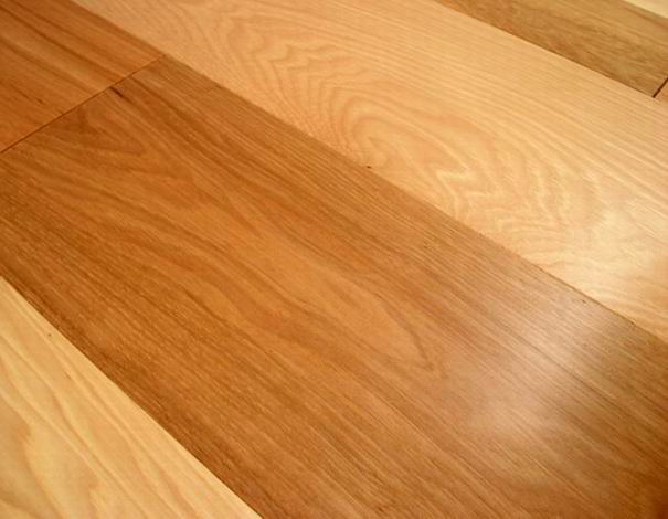 clear grade hickory
