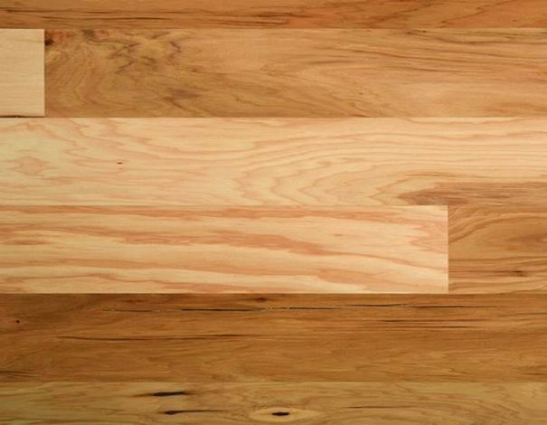 Natural Grade Hickory engineered
