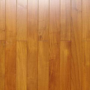 prefinished burma teak flooring