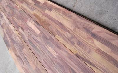 Asian rosewood solid finger joint floors