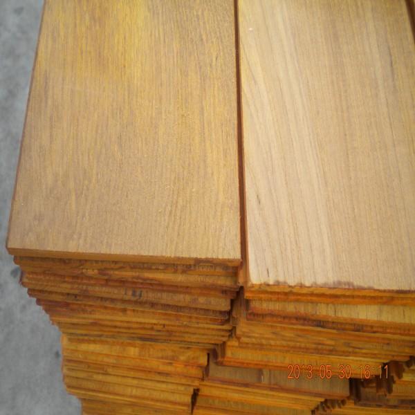 Raw Burma Teak Board The Best Teak Wood For Flooring