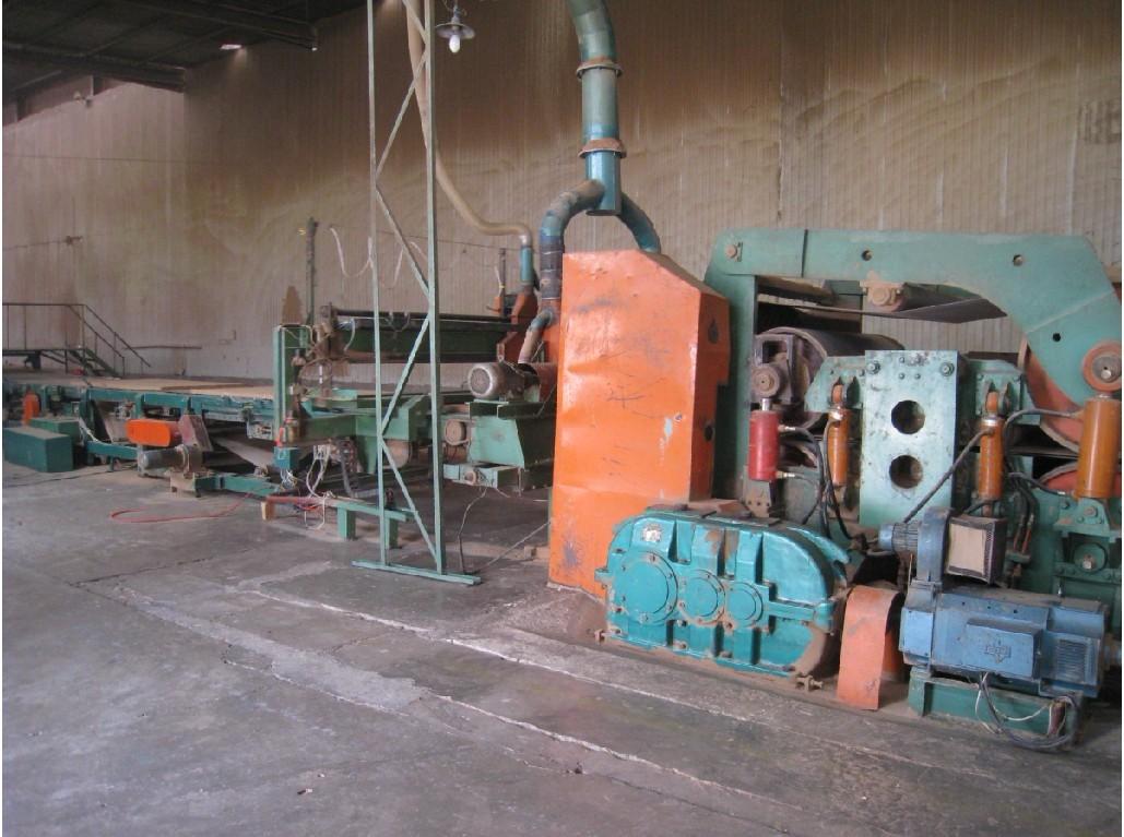 Manufacturing Process Of Laminate Flooring