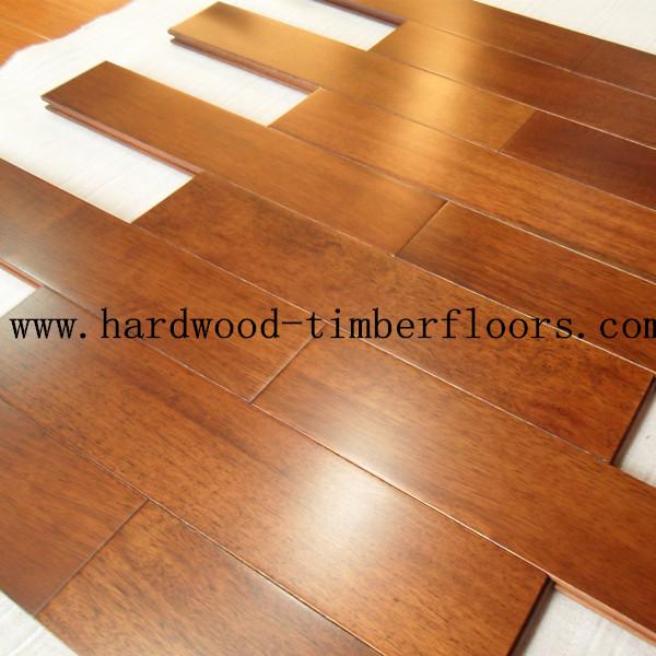 Cheap Merbau Solid Hardwood Flooring