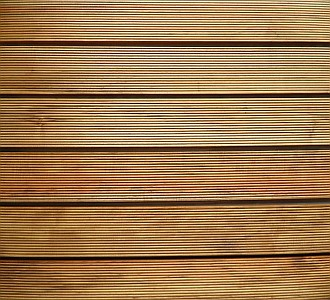 teak outdoor decking