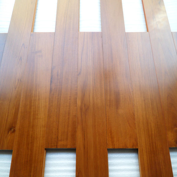 prefinished teak wood flooring