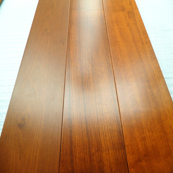 oiled teak hardwood flooring