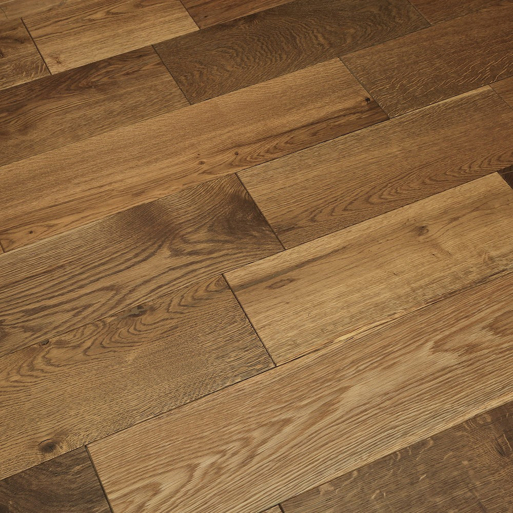 wood oiled oak engineered flooring
