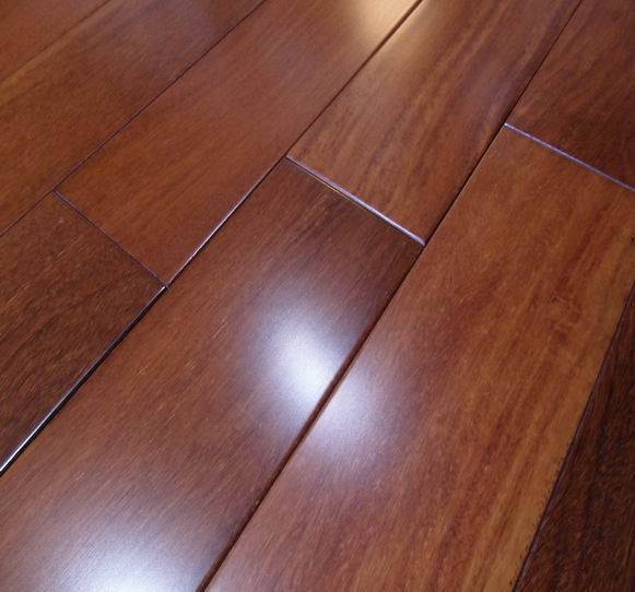 Cumaru hardwood flooring for Red cumaru flooring