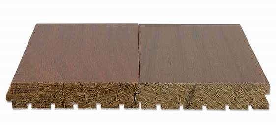 Brazilian Walnut Hardwood Flooring Ipe Wood Flooring