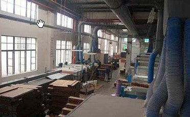 hardwood timber floor manufacturing process