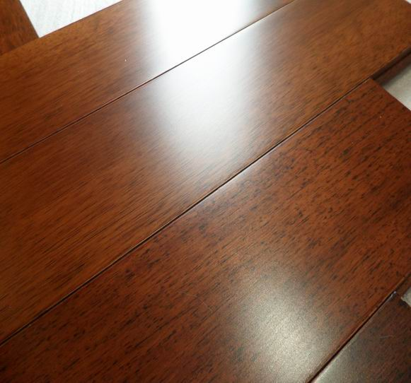 19x120mm Polished Solid Merbau Timber Flooring