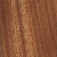 Exotic African timber floor - Okan