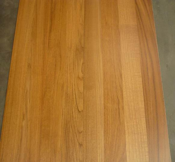 Solid t g teak parquet wood flooring