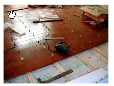 timber flooring installation - II