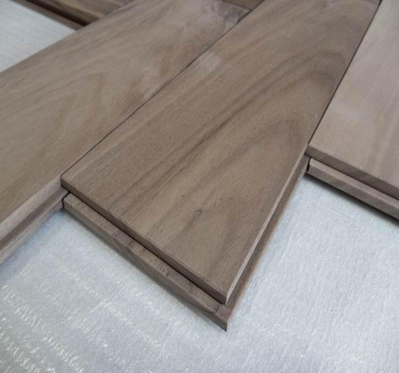Solid American Walnut Flooring Unfinished American Walnut