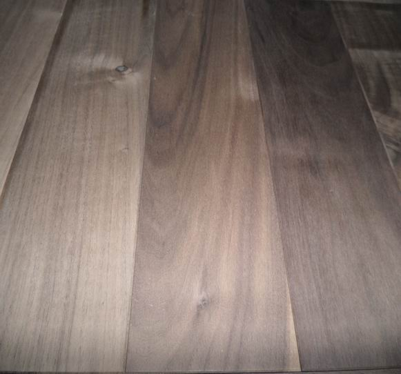 Solid American Walnut Flooring Unfinished American Walnut