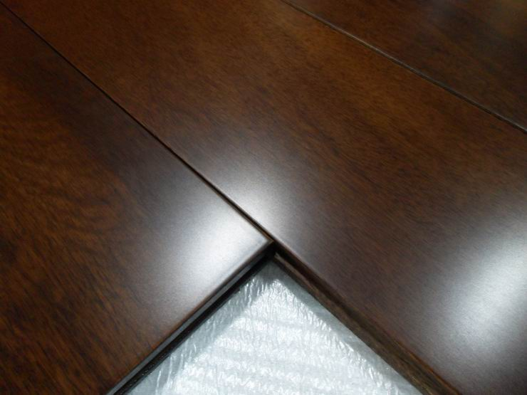 walnut stain solid wood flooring,solid 18mm T&G walnut stain ...