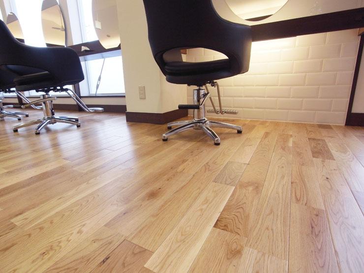 Natural Oil Finish for Hardwood Floors