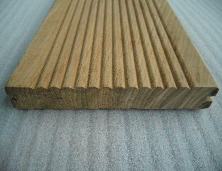 Burma teak decking teak outdoor decking swimming pool for Pre made timber decking
