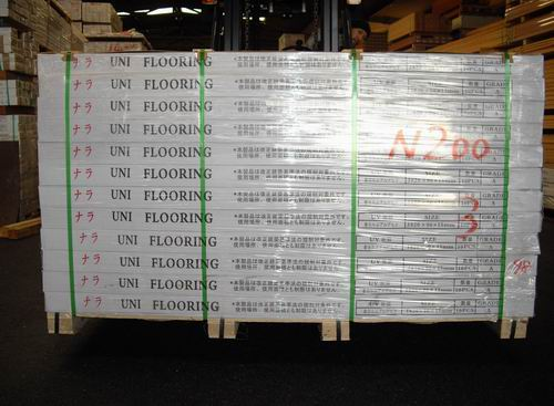 Hardwoood Timber Flooring Package