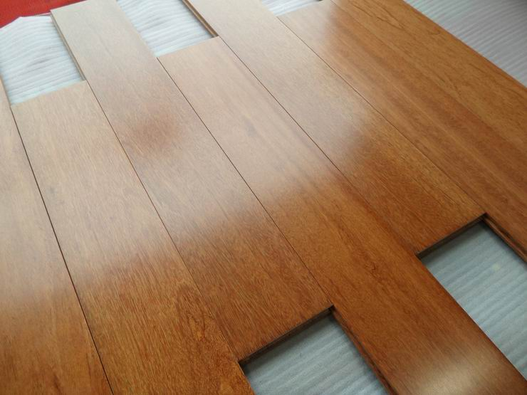 wood floor board kempas