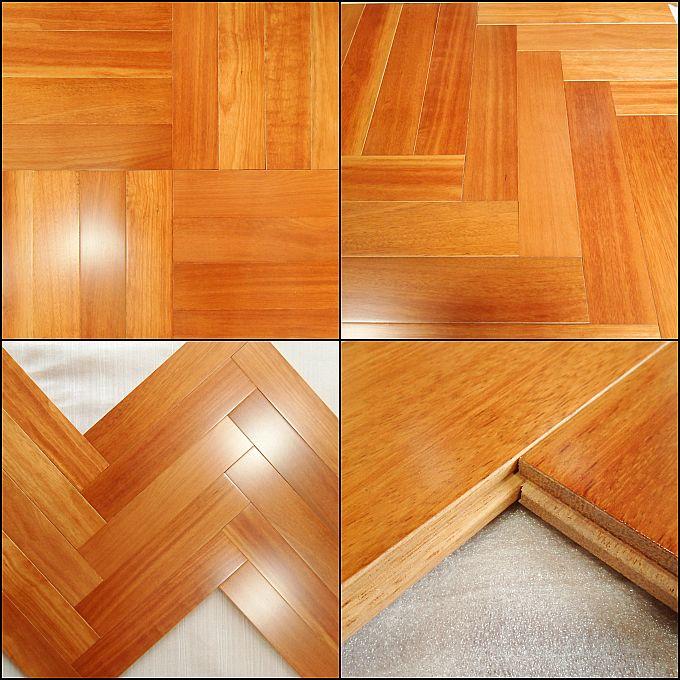 Asian hardwood flooring 18mm kempas parquets for Kempas hardwood flooring